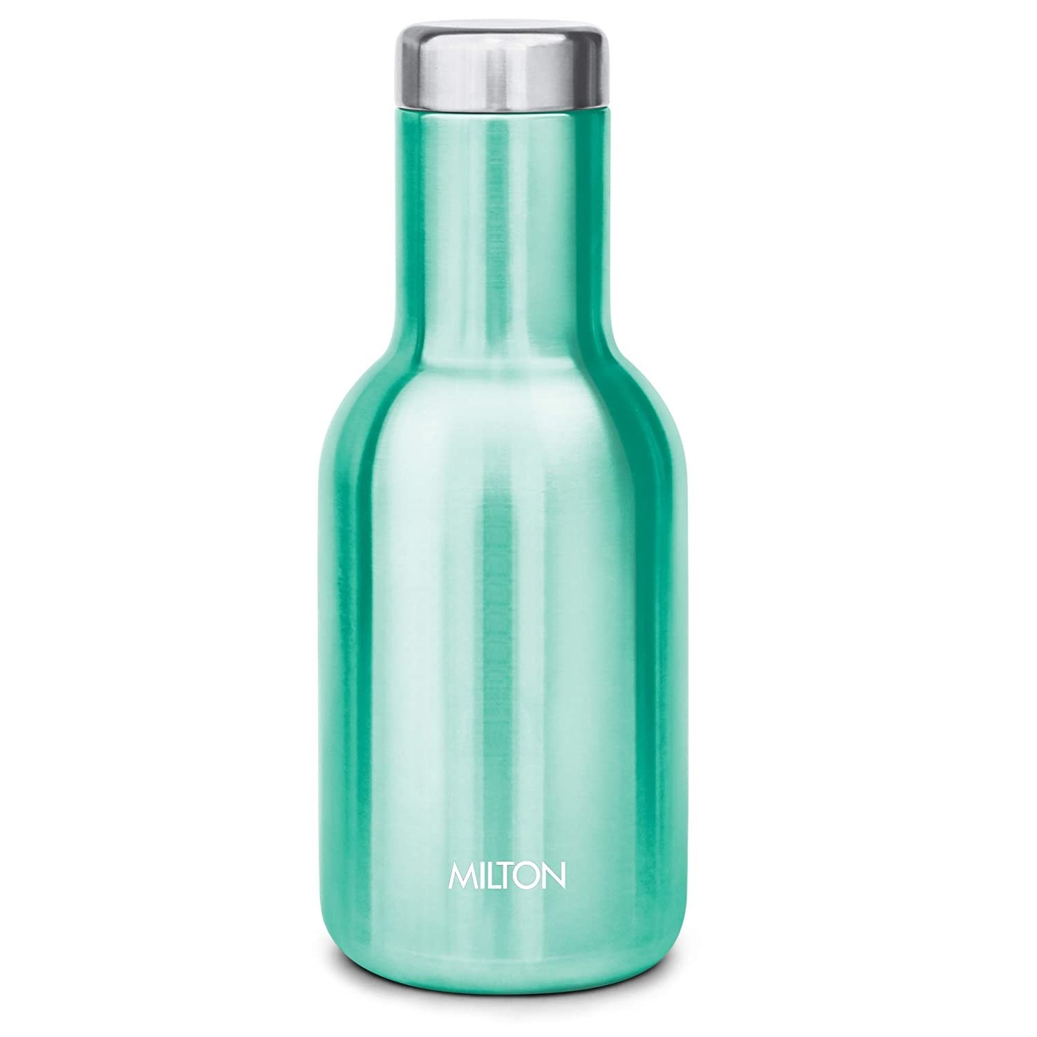 A green flask