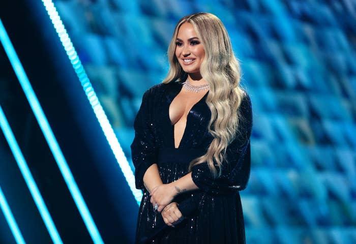 Demi di People & # x27; s Choice Awards