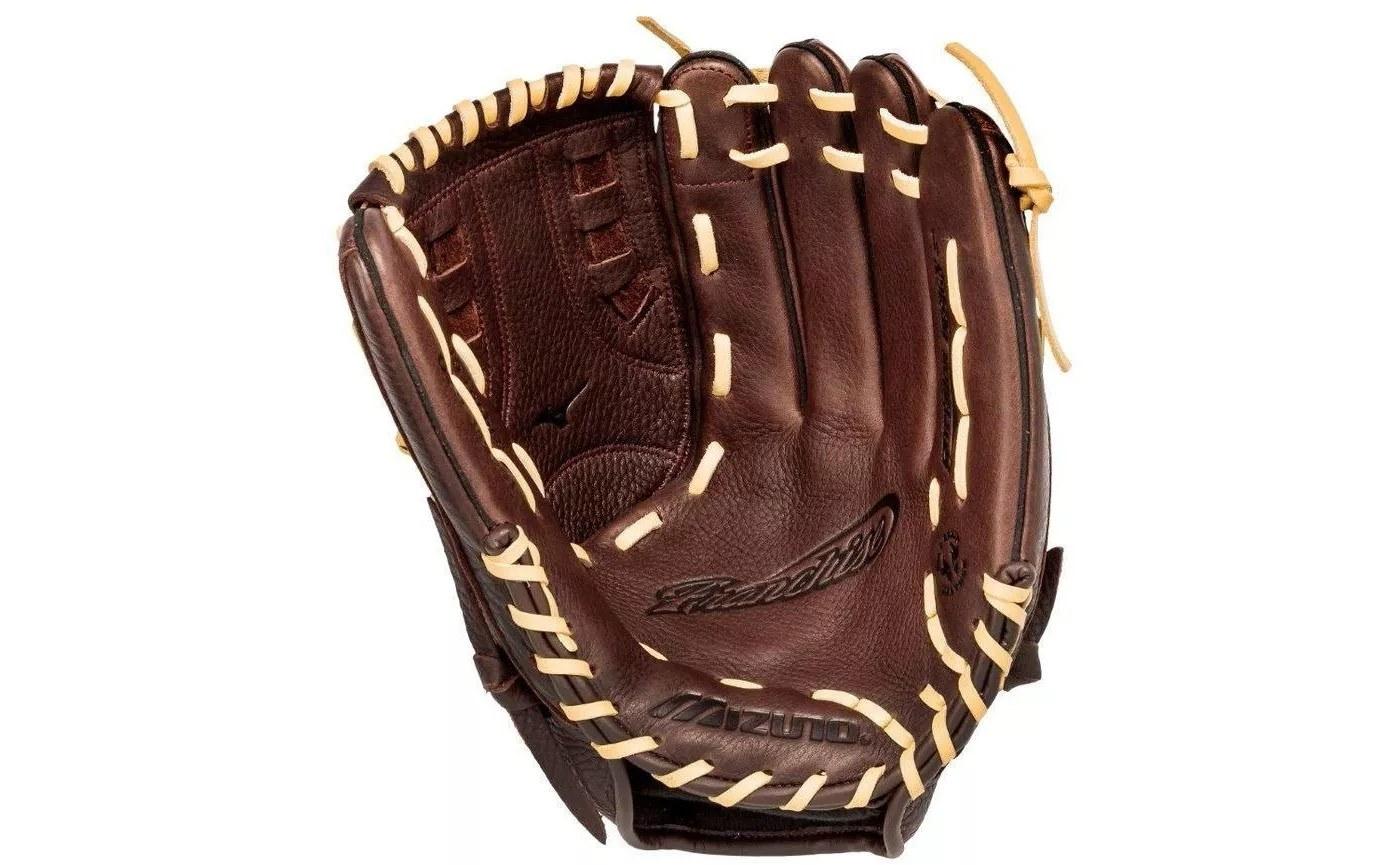 The Mizuno softball glove