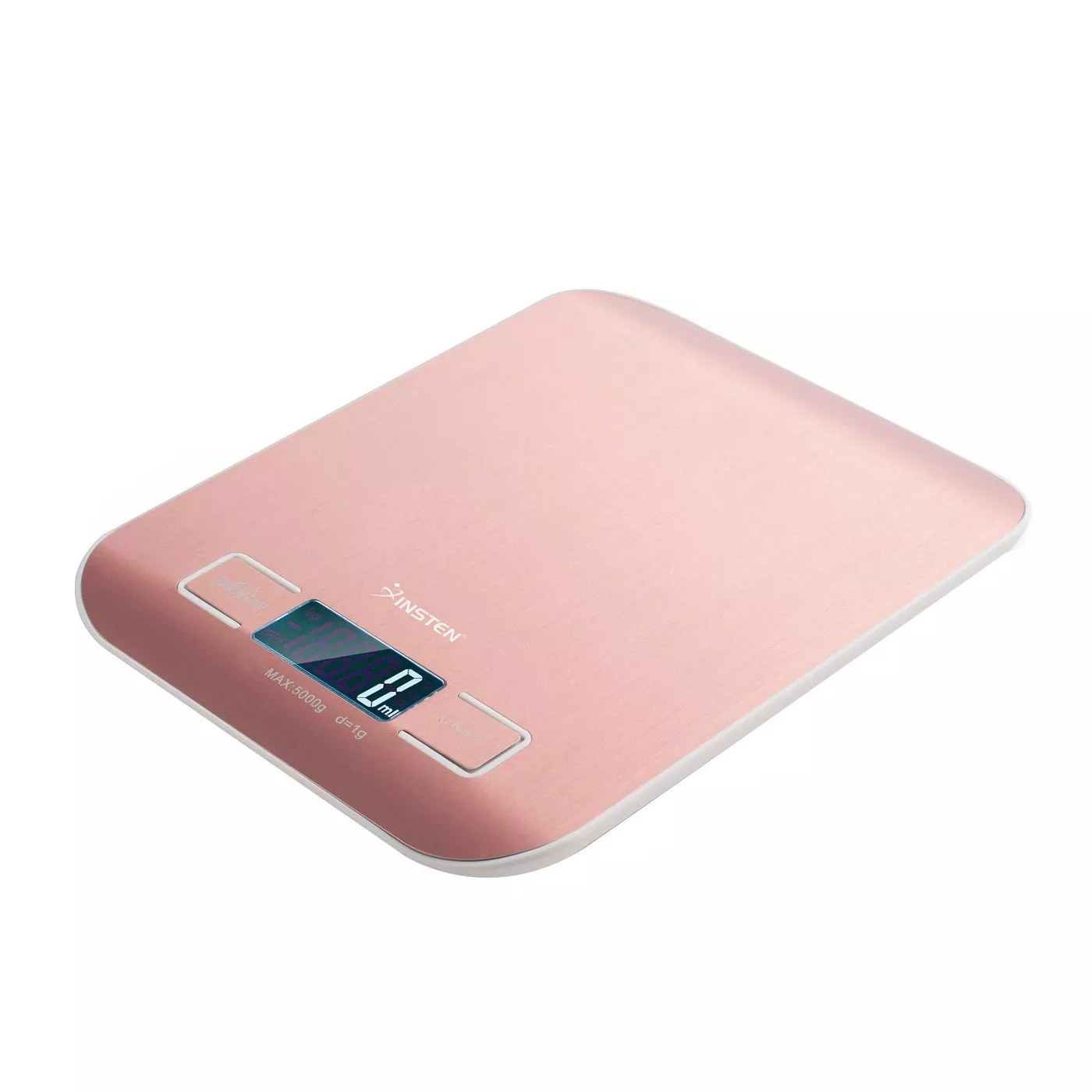 The rose kitchen scale