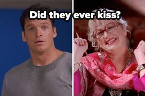 did they ever kiss? label over coach bolton and ms darbus