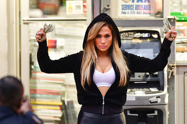 Jennifer Lopez Said Her Oscars Snub For