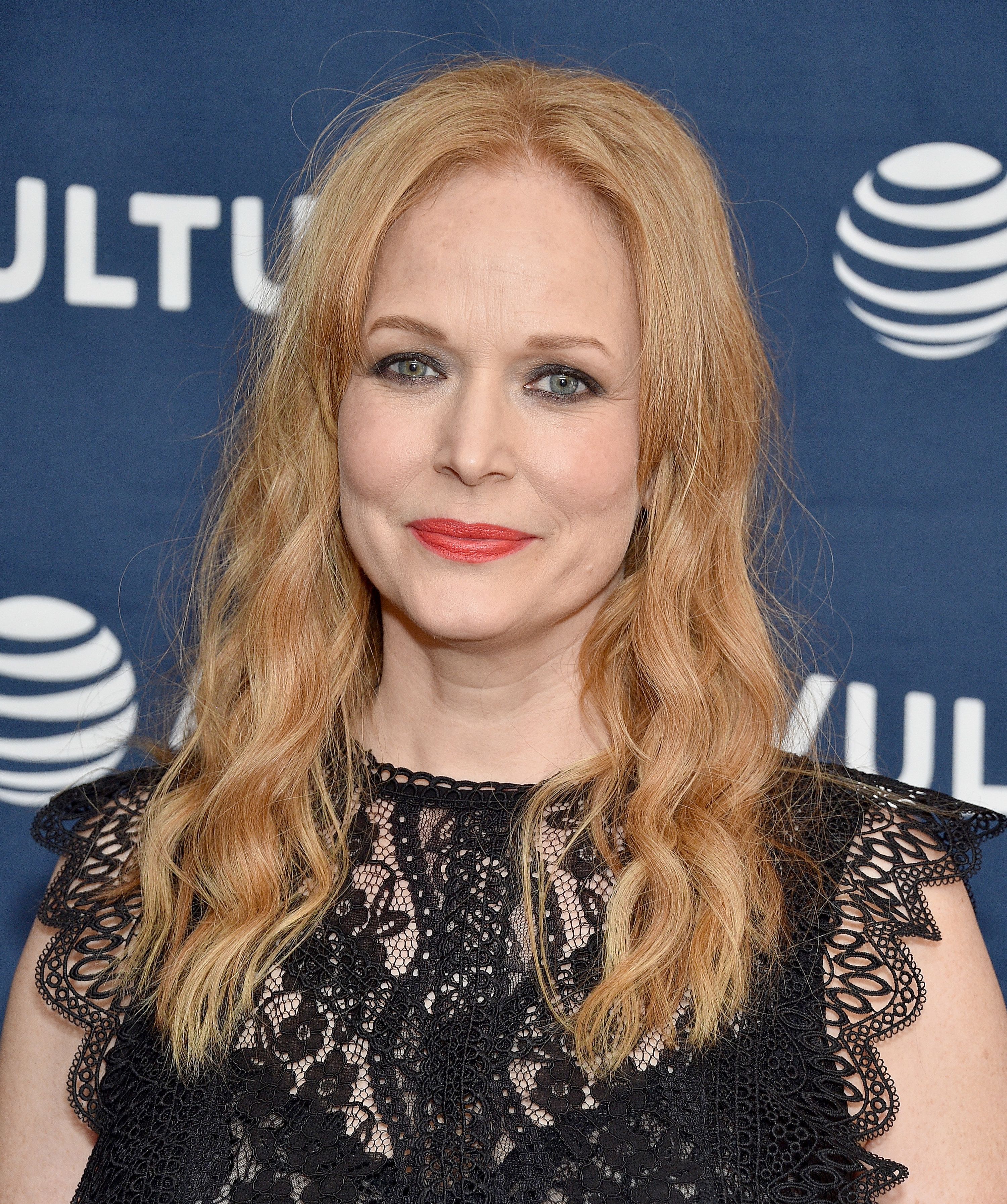Chelah Horsdal posing on the red carpet at an event