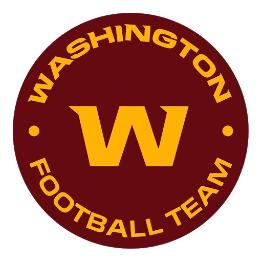 Washington Football Team logo.
