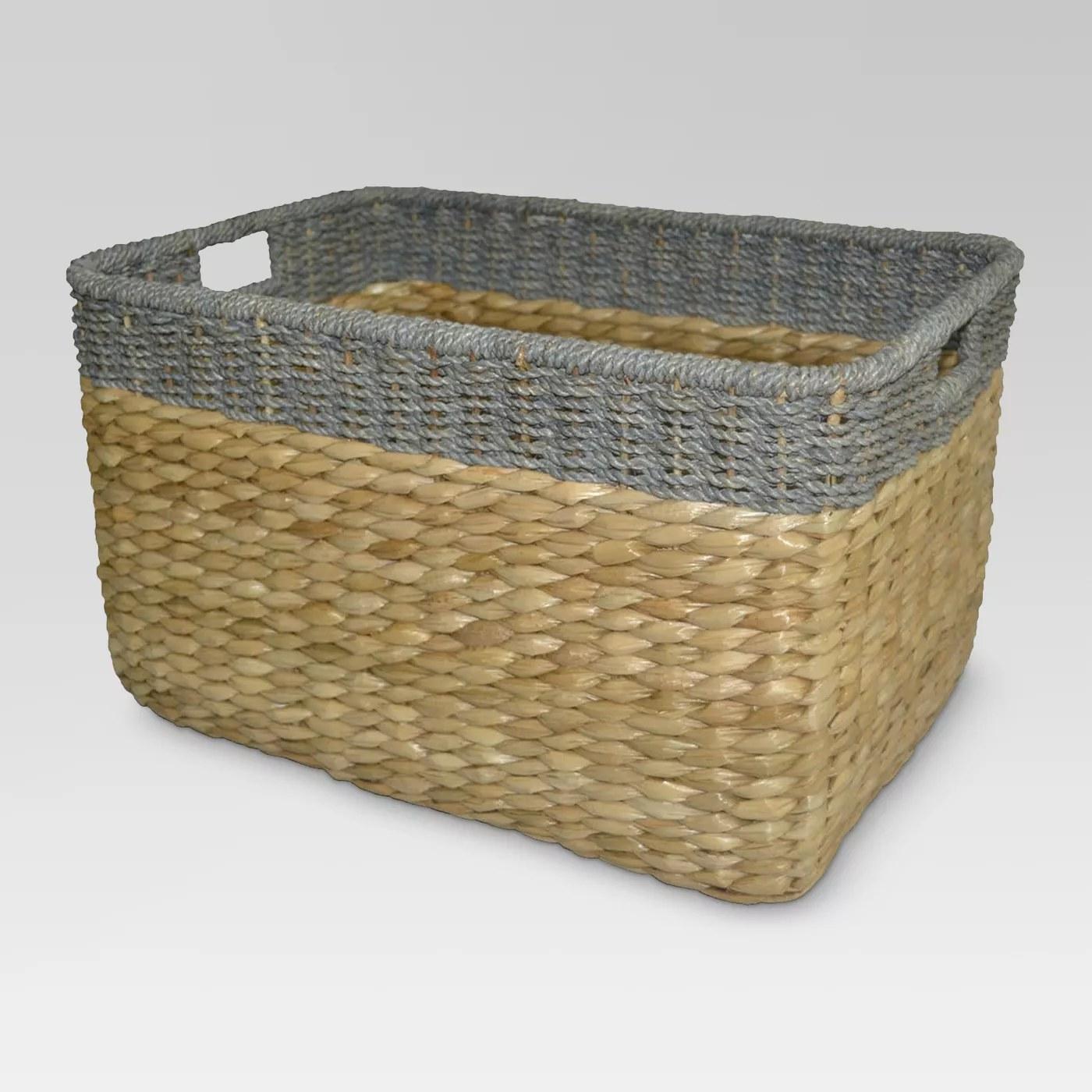 A basket