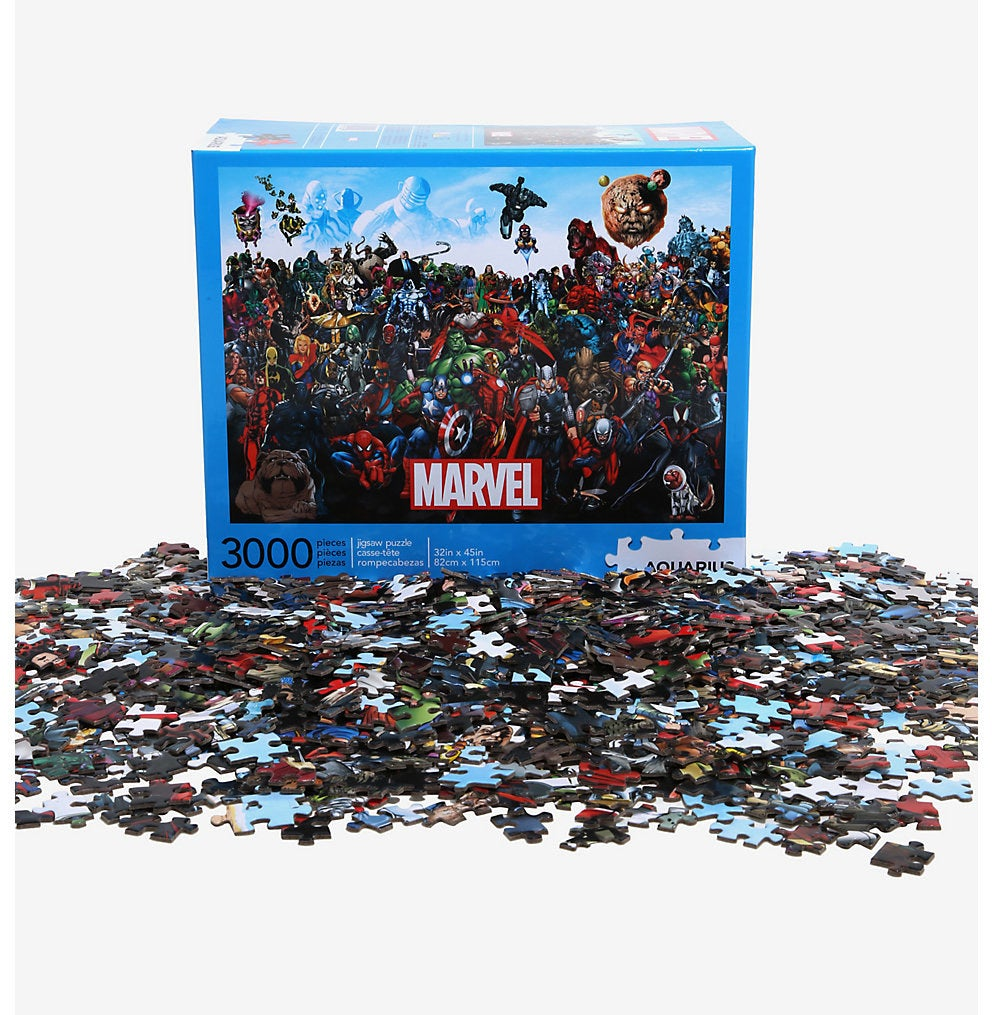 the marvel puzzle