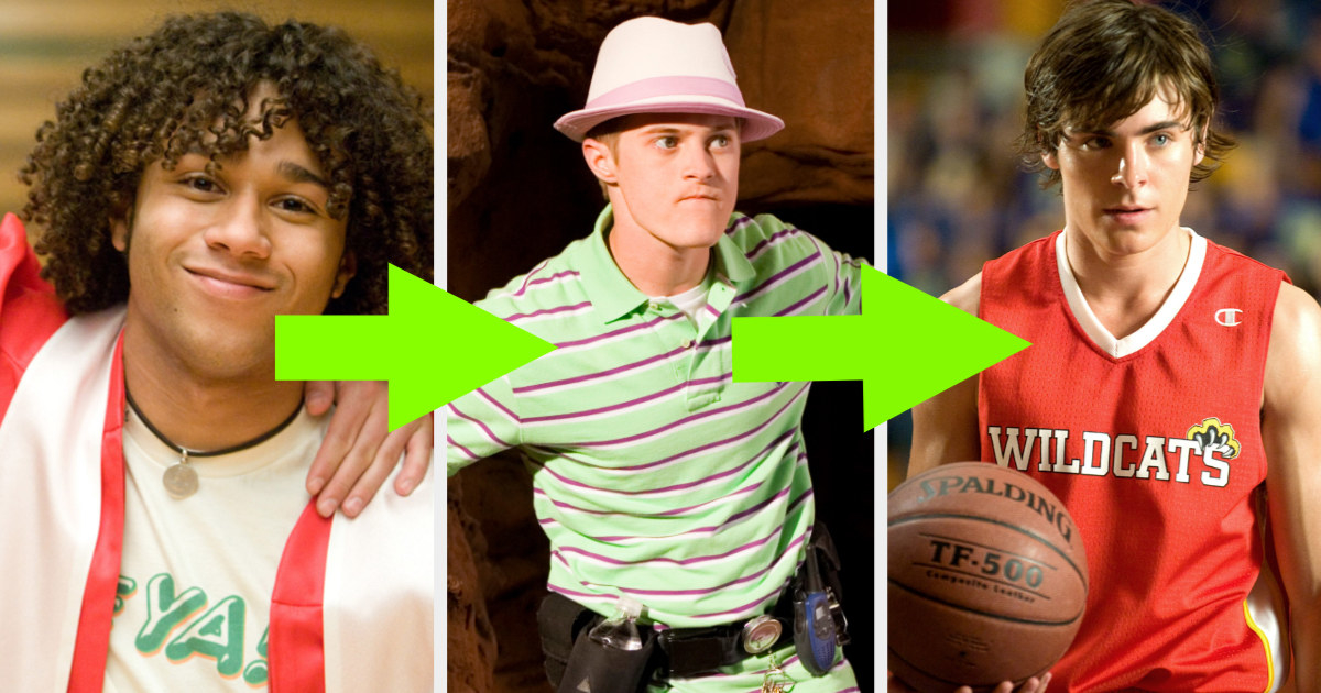 Chad with an arrow pointing to Ryan and then an arrow pointing from Ryan to Troy