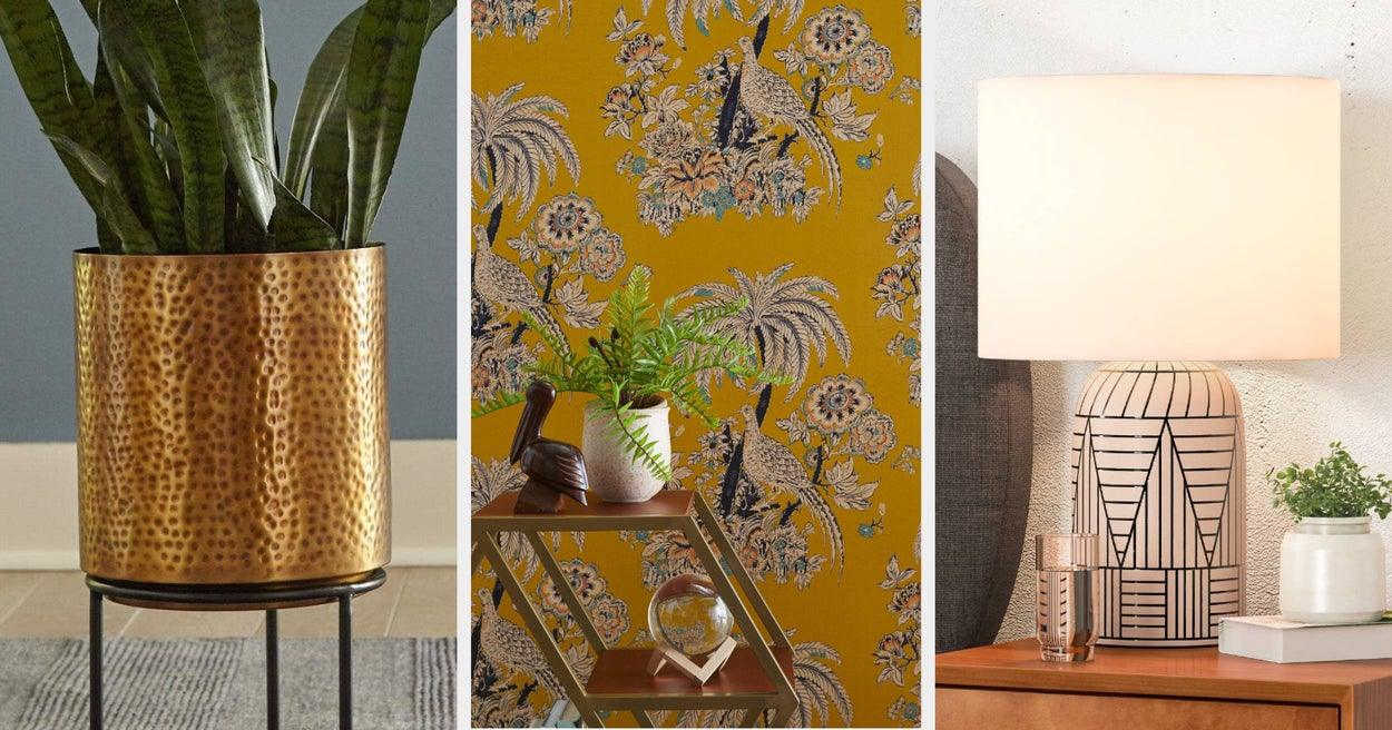 31 Things Under $100 From Walmart That'll Help Update Every Room In Your House