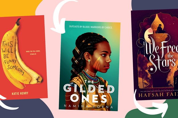 24 YA Books Releasing Before Spring That You Need To Pick Up