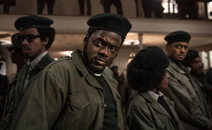 Daniel Kaluuya as Fred Hampton and LaKeith Stanfield as William O'Neal