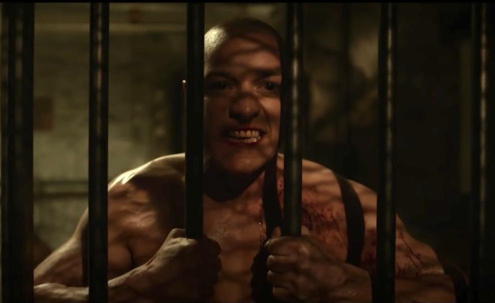 The Beast behind bars