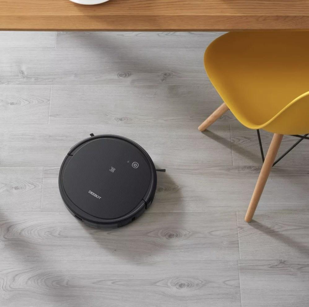 The robot vacuum