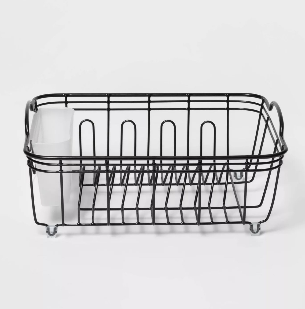 A dish drainer