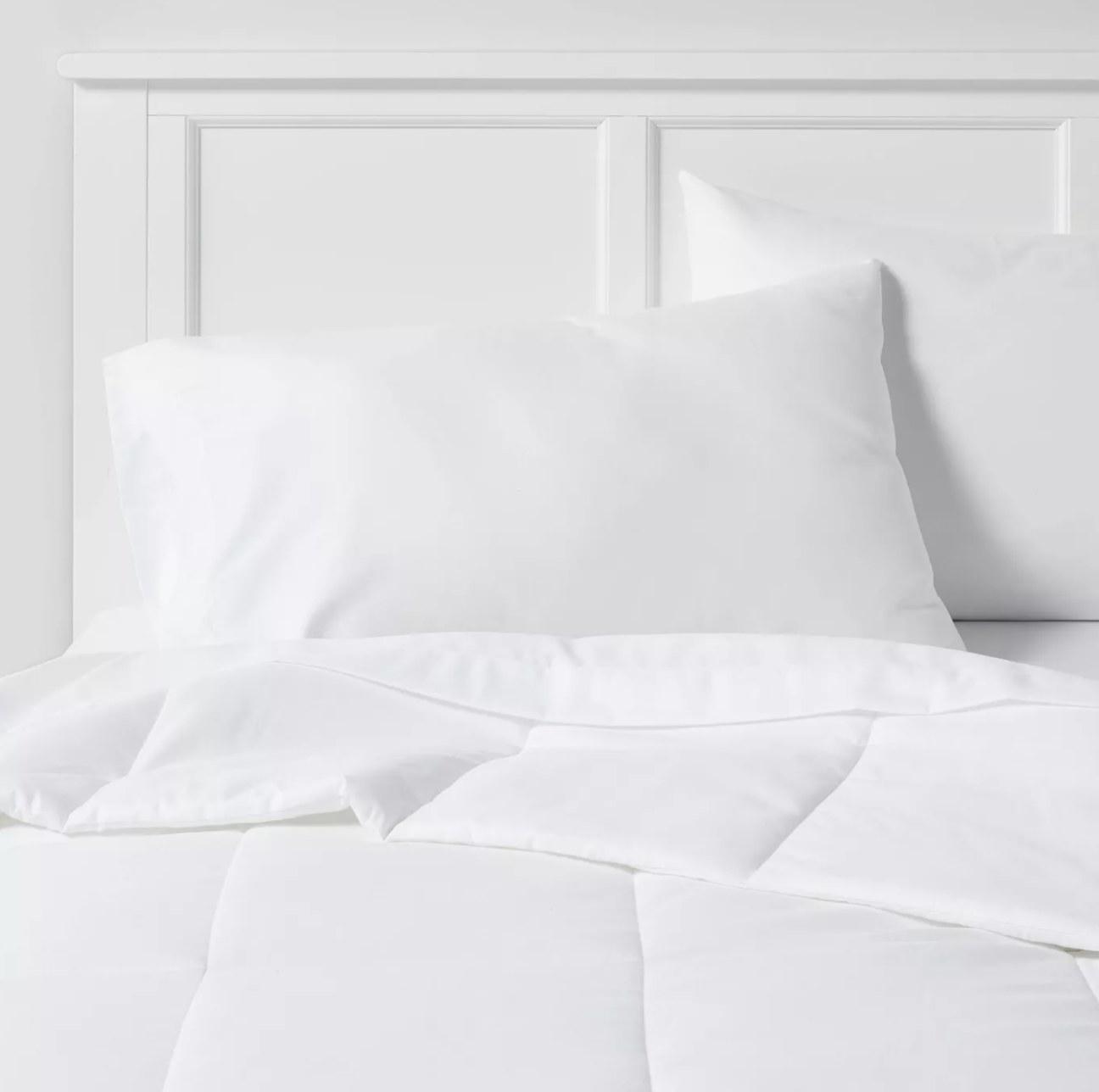 The comforter
