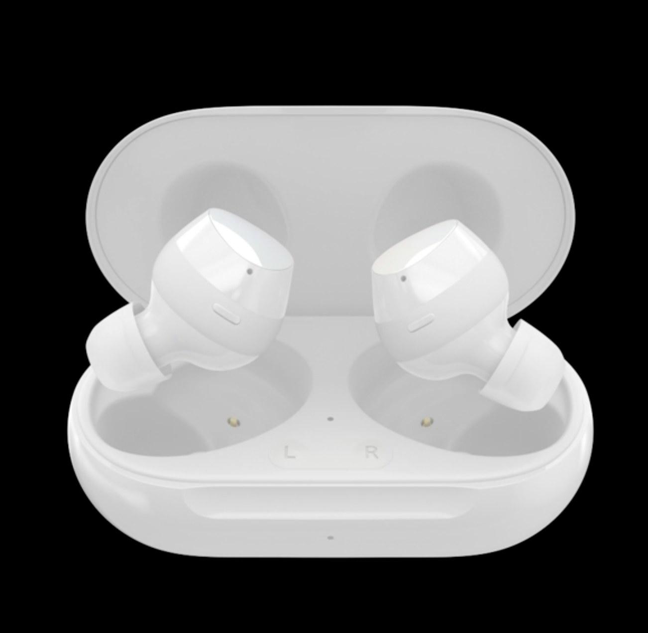 The wireless ear buds