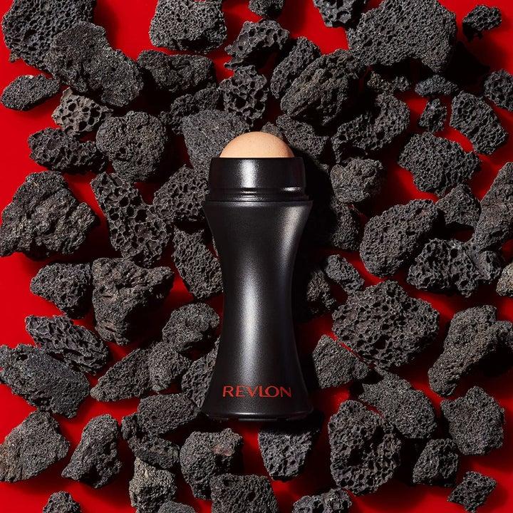 Revlon oil-absorbing volcanic face roller