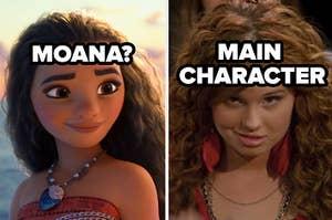moana? main character