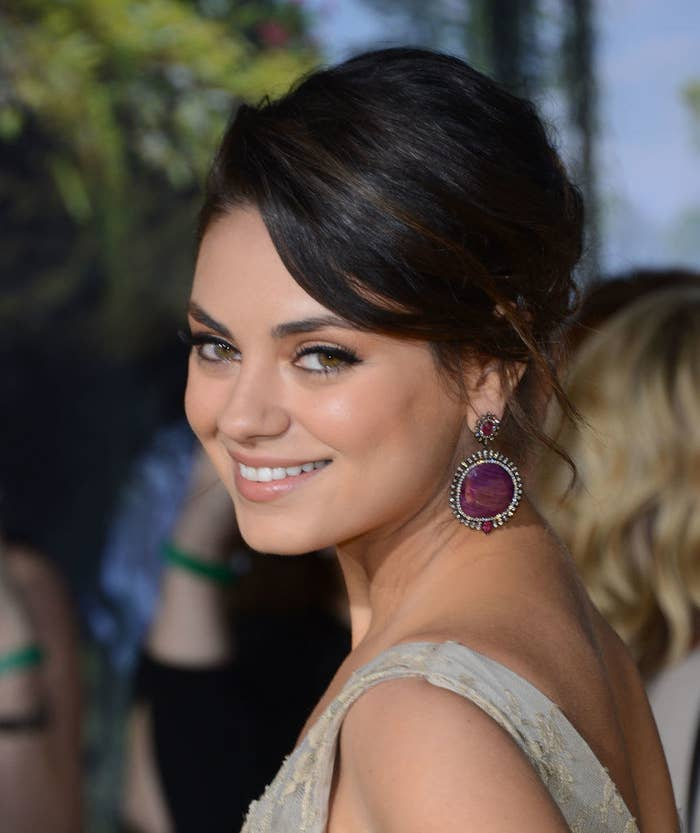 """Mila Kunis at the premiere Of Walt Disney Pictures' """"Oz The Great And Powerful"""""""