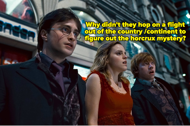 People Are Sharing The Movie And TV Plot Holes They Noticed, And Now I Can't Unsee Them