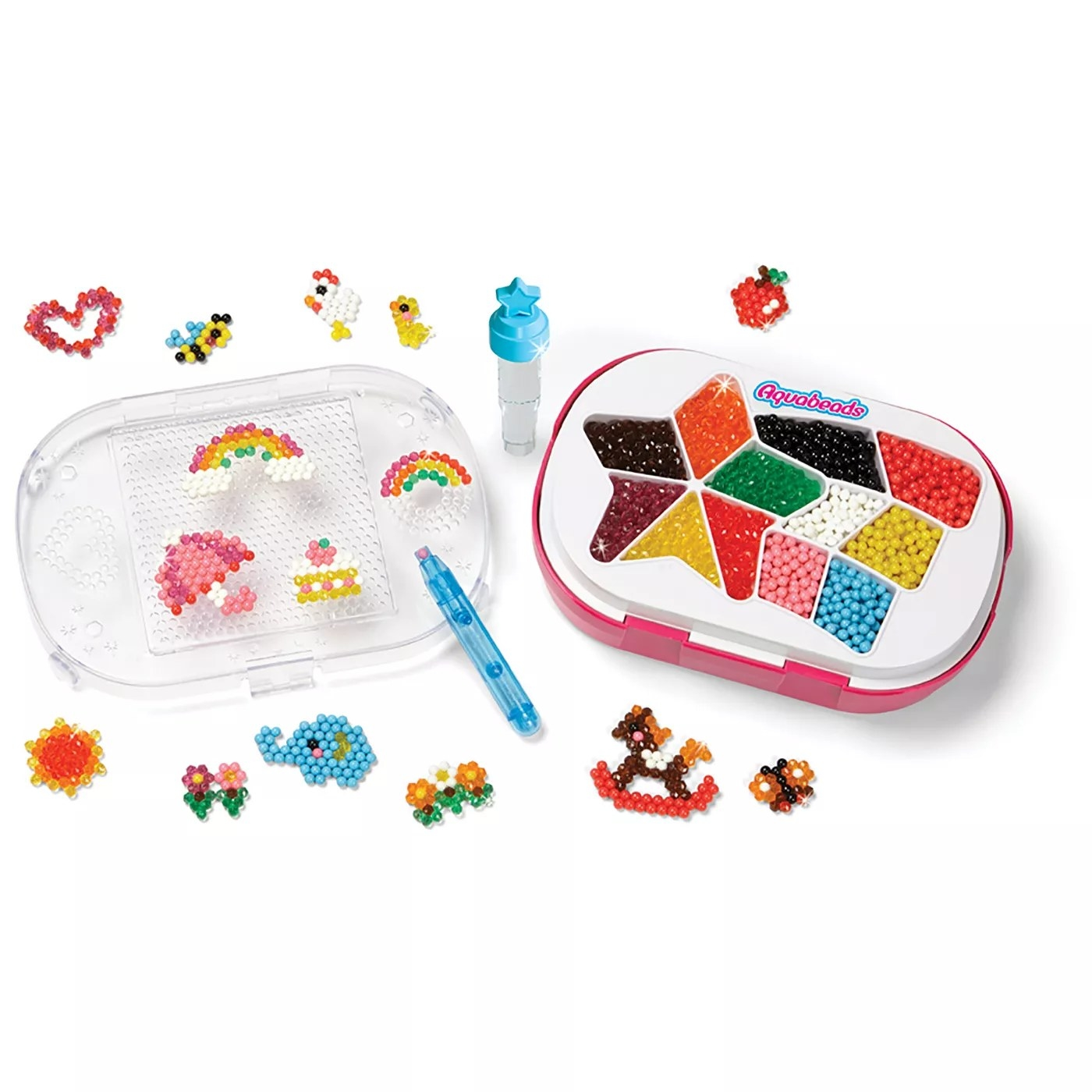 The Aquabeads kit