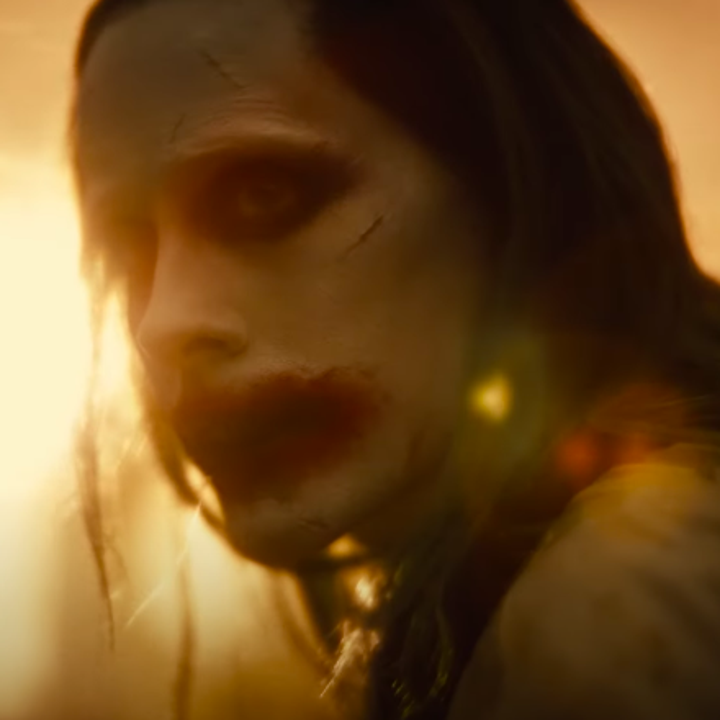 """Jared Leto's new Joker in """"Justice League"""""""