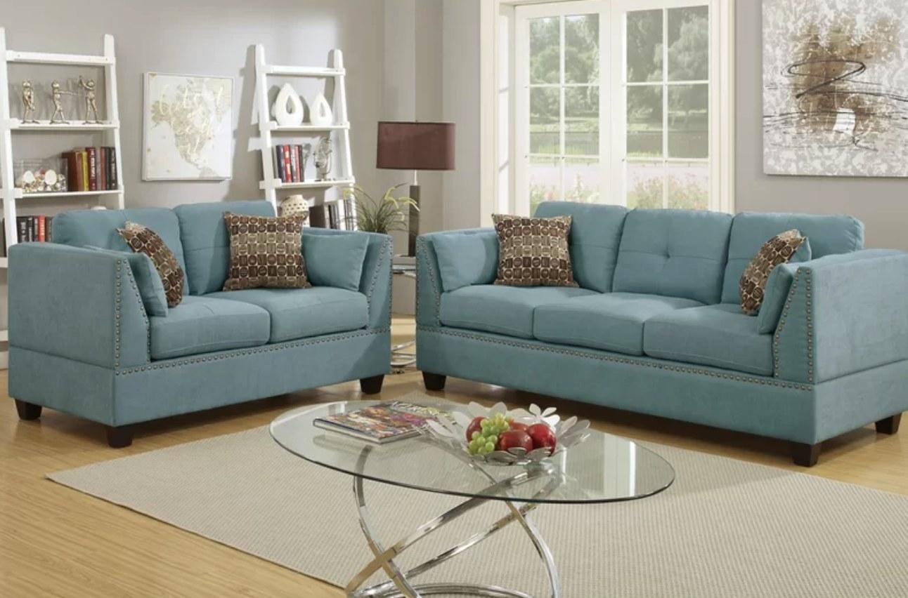 The living room set