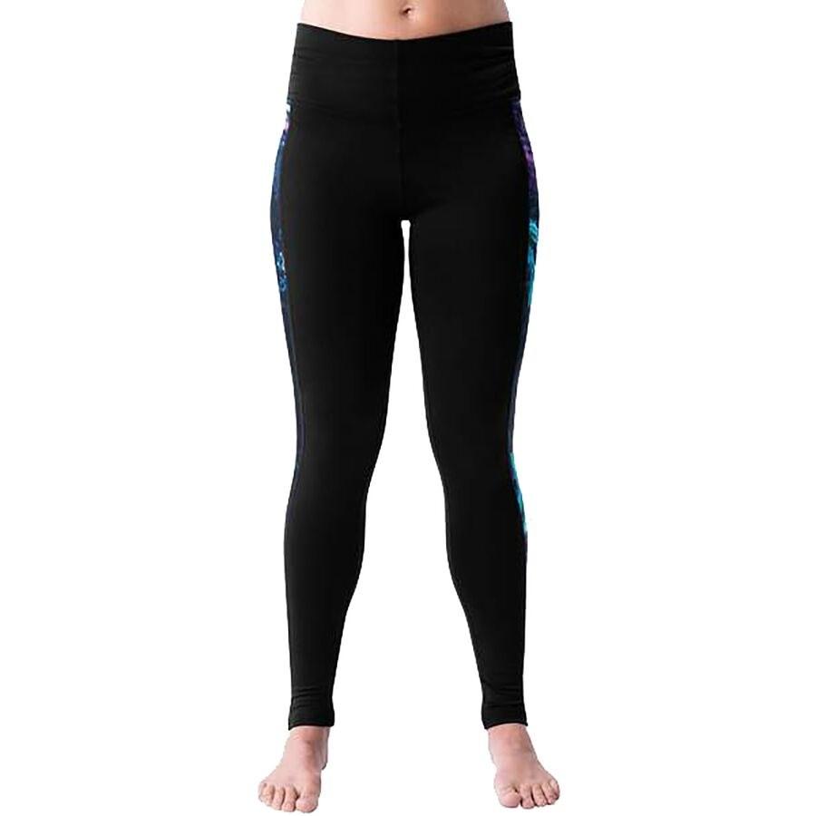 therma pants in black