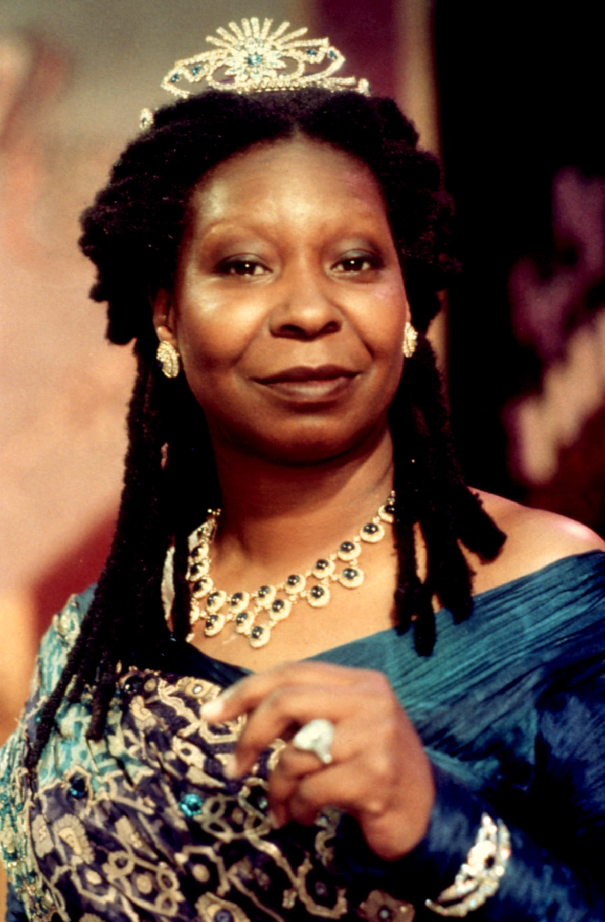 Whoopi Goldberg in Cinderella