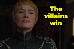 """Lena Headey as Cersei Lannister in the show """"Game of Thrones."""""""