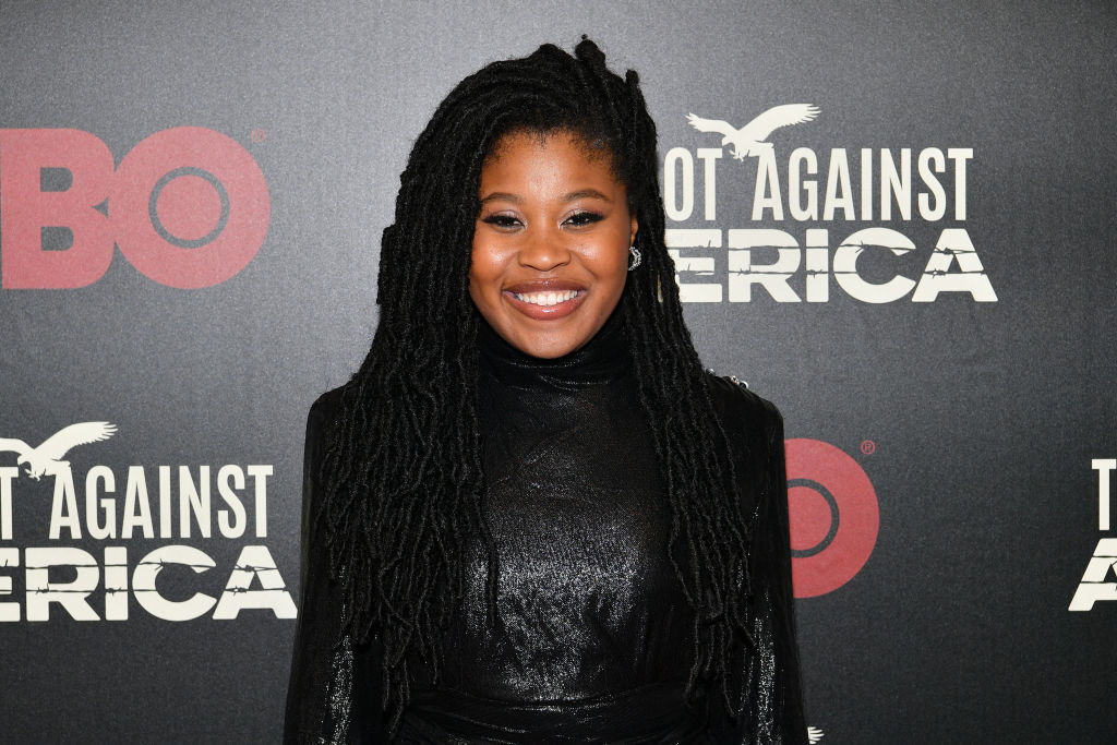 """Dominique Fishback attends HBO's """"The Plot Against America"""""""