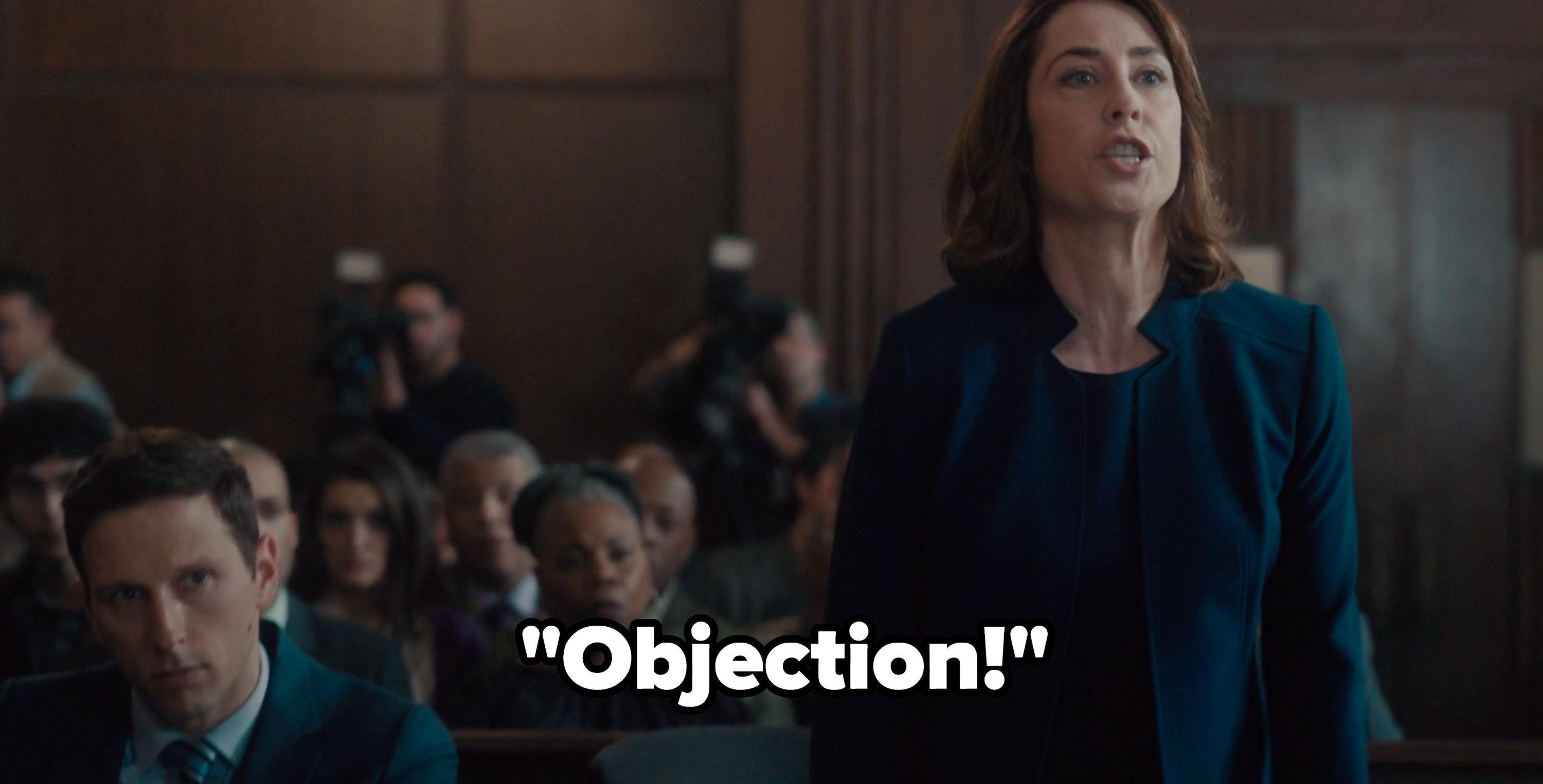 "Prosecutor on ""The Undoing"": ""Objection!"""