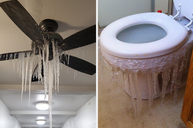 32 Pictures That Show Just How Freezing Cold It Is In Texas Right Now