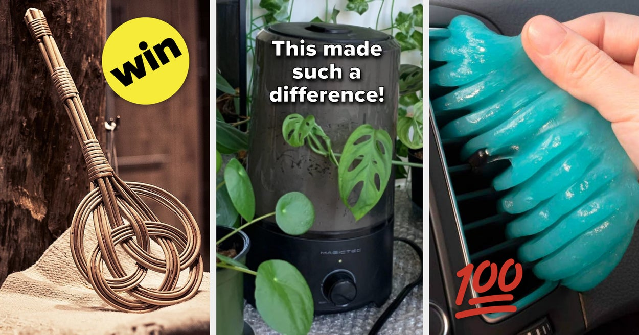 www.buzzfeed.com: 24 Products That'll Help Keep Your Home Dust Free