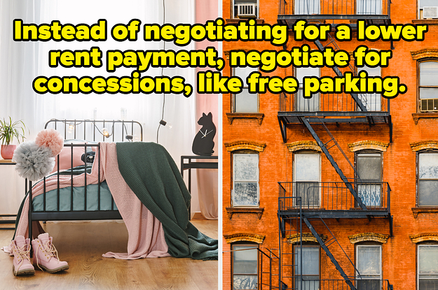 9 Tips For Negotiating Rent If You Don't Know How To Ask