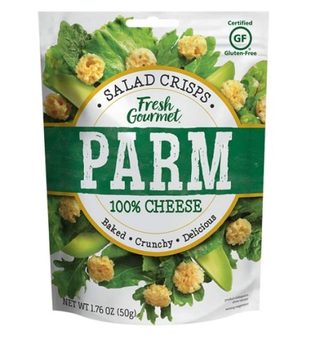 Parmesan cheese is a rich source of vitamins and minerals.