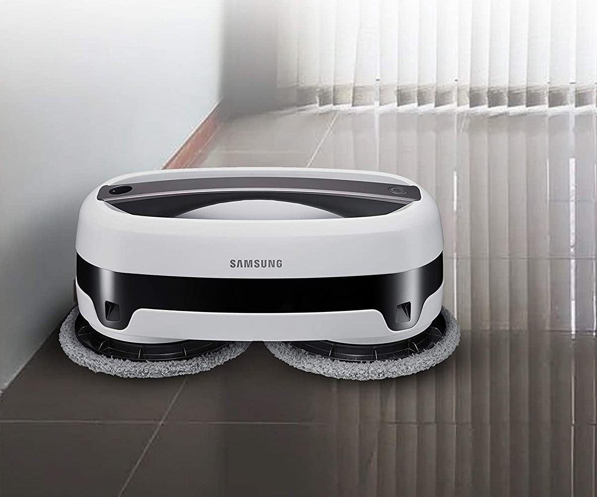 the samsung robot mop