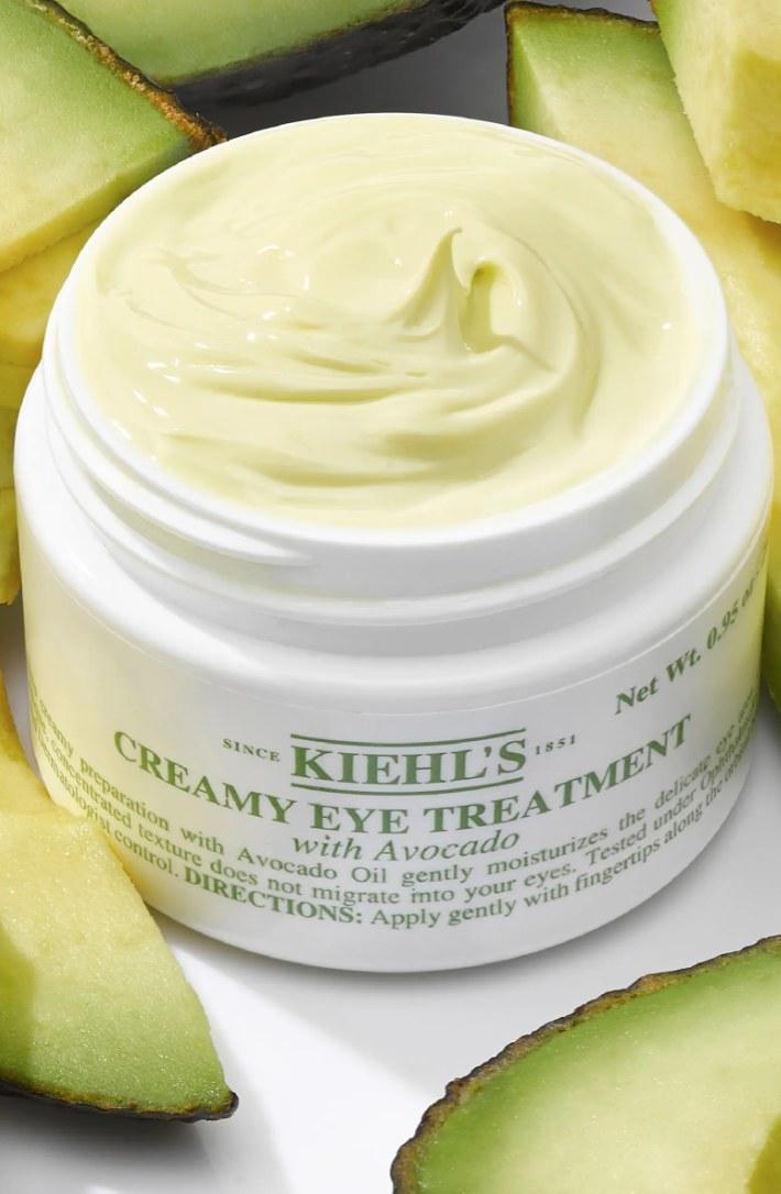 The Kiehl's eye treatment