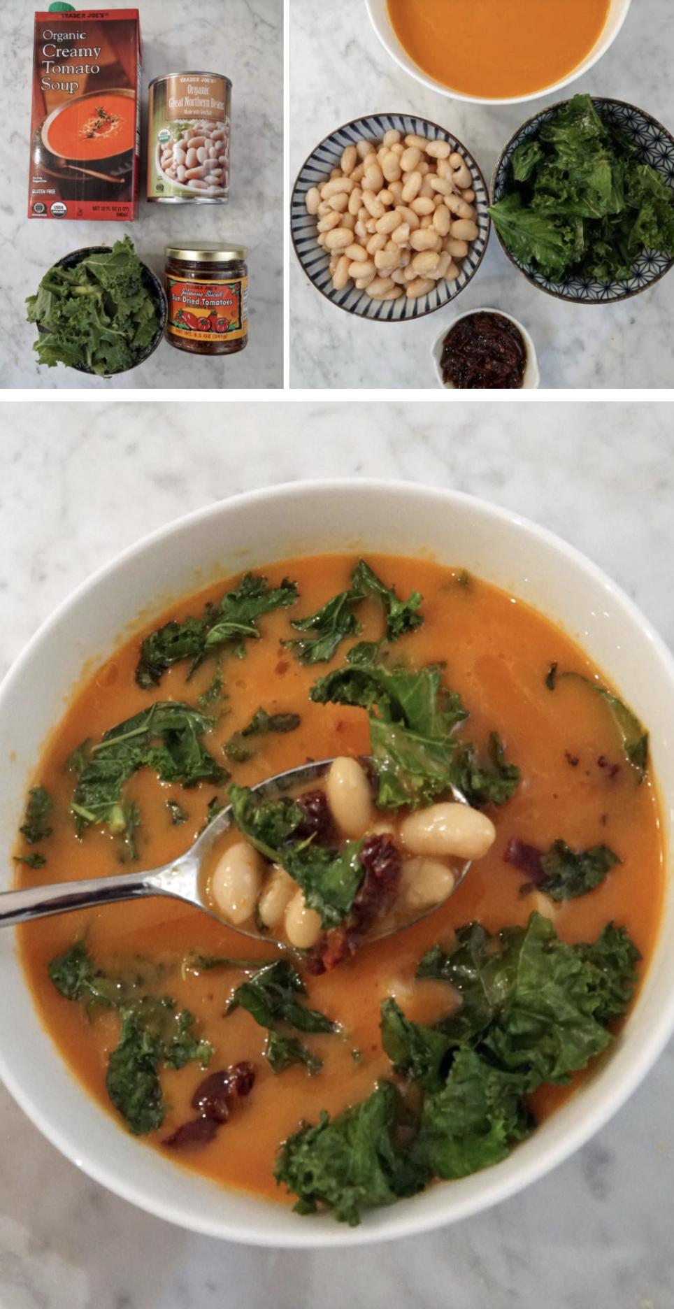 https://www.buzzfeed.com/hannahloewentheil/easy-trader-joes-three-ingredient-meals