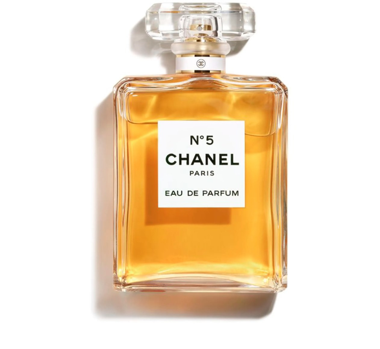 The Chanel number 5 perfume