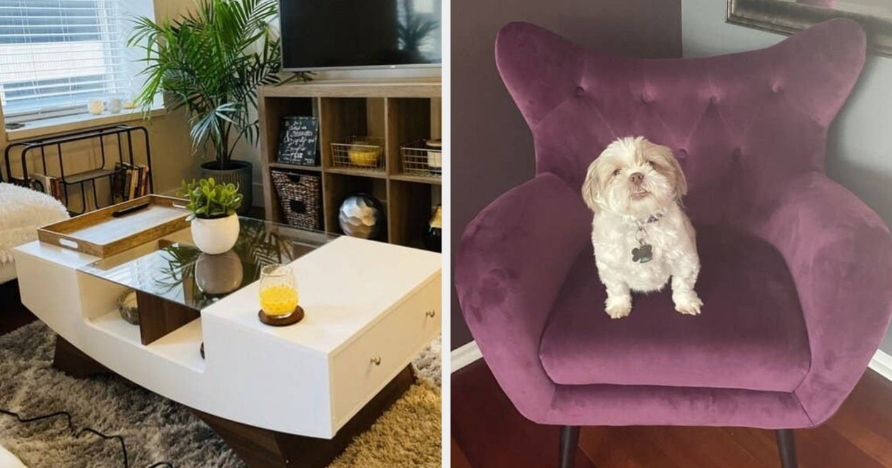 30 Pieces Of Furniture From Wayfair Reviewers Swear Are Worth Every Penny