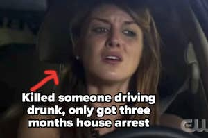 """Annie drunk driving on """"90210"""""""