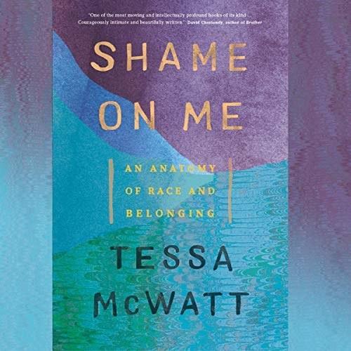 The cover of Tessa McWatt's book Shame On Me