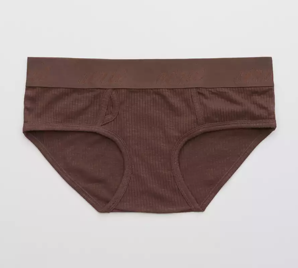 the boy brief underwear with a thick elastic band and ribbed cotton material