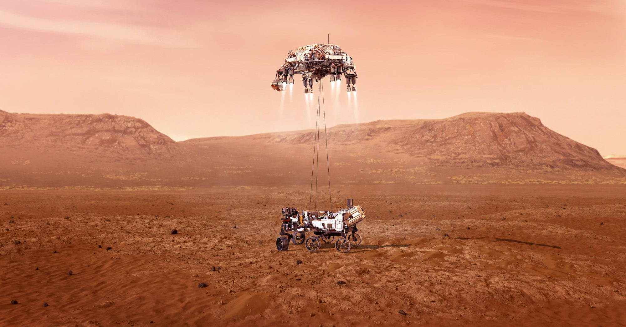 NASA's Perseverance Rover Has Landed On Mars To Search For Signs Of Ancient Life