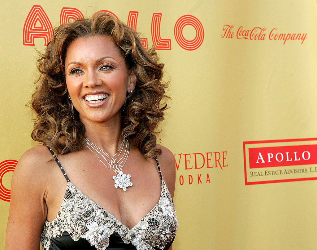 Actress and singer Vanessa Williams at the Apollo Theater 2005 Spring Benefit