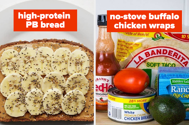 20 No-Cook Meals You Can Make To Feed Yourself Or Your Family After A Power Outage