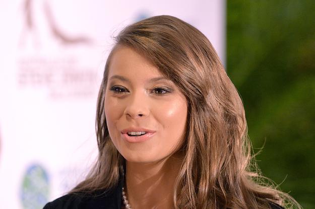 Bindi Irwin Shared How Steve Irwin Inspired Her Baby Girl's Nickname - BuzzFeed