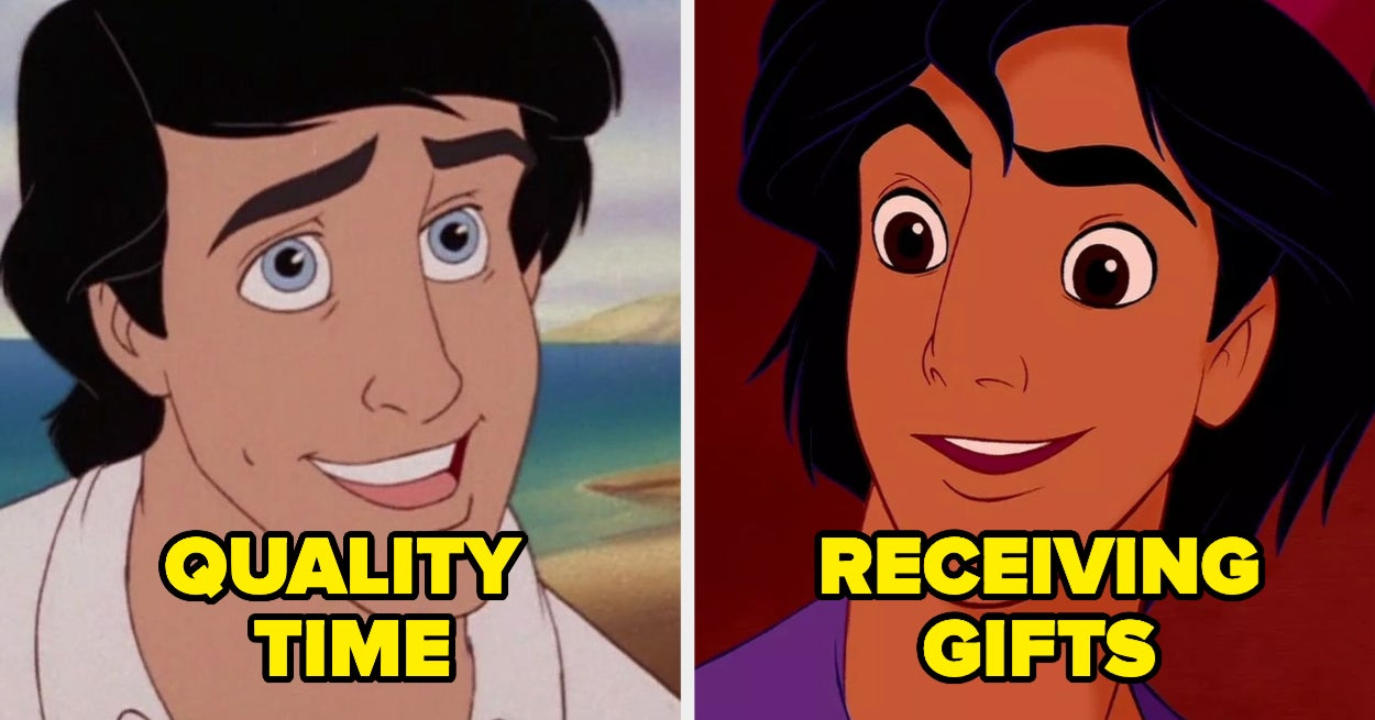 We Know Your Love Language Based On How You Rate These Disney Princes