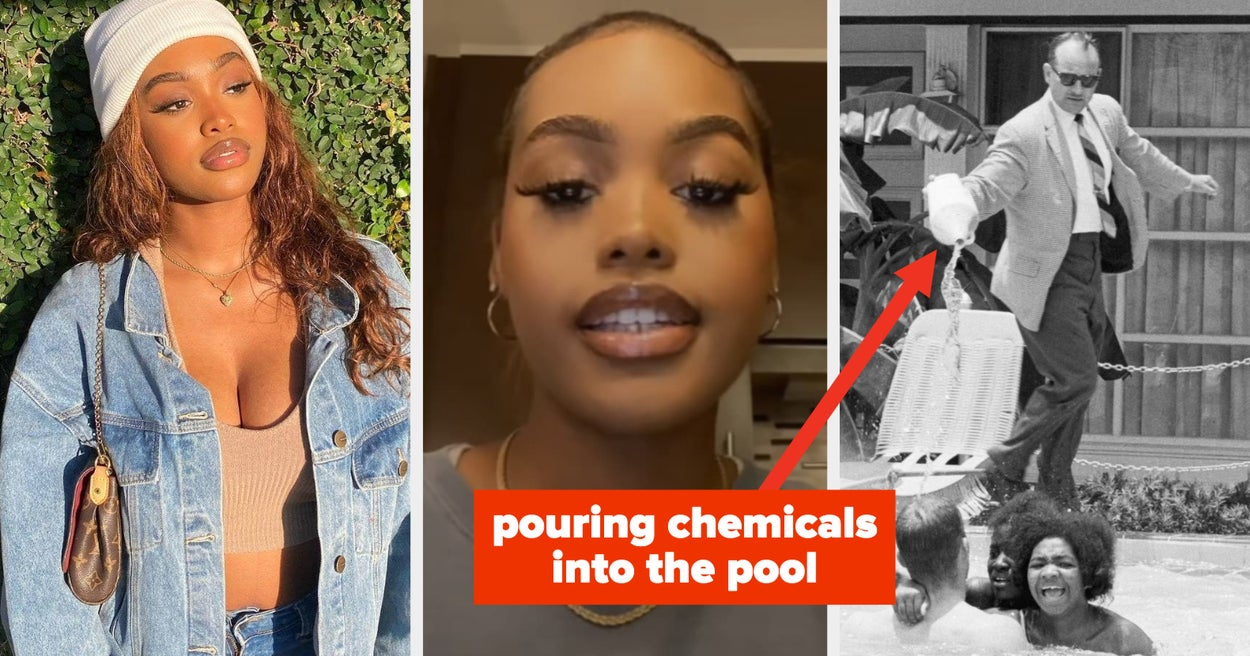 www.buzzfeed.com: This Viral TikTok Breaks Down The 'Black People Can't Swim' Stereotype, And It Unlocks Yet Another Chapter Of Not-Taught-In-School History