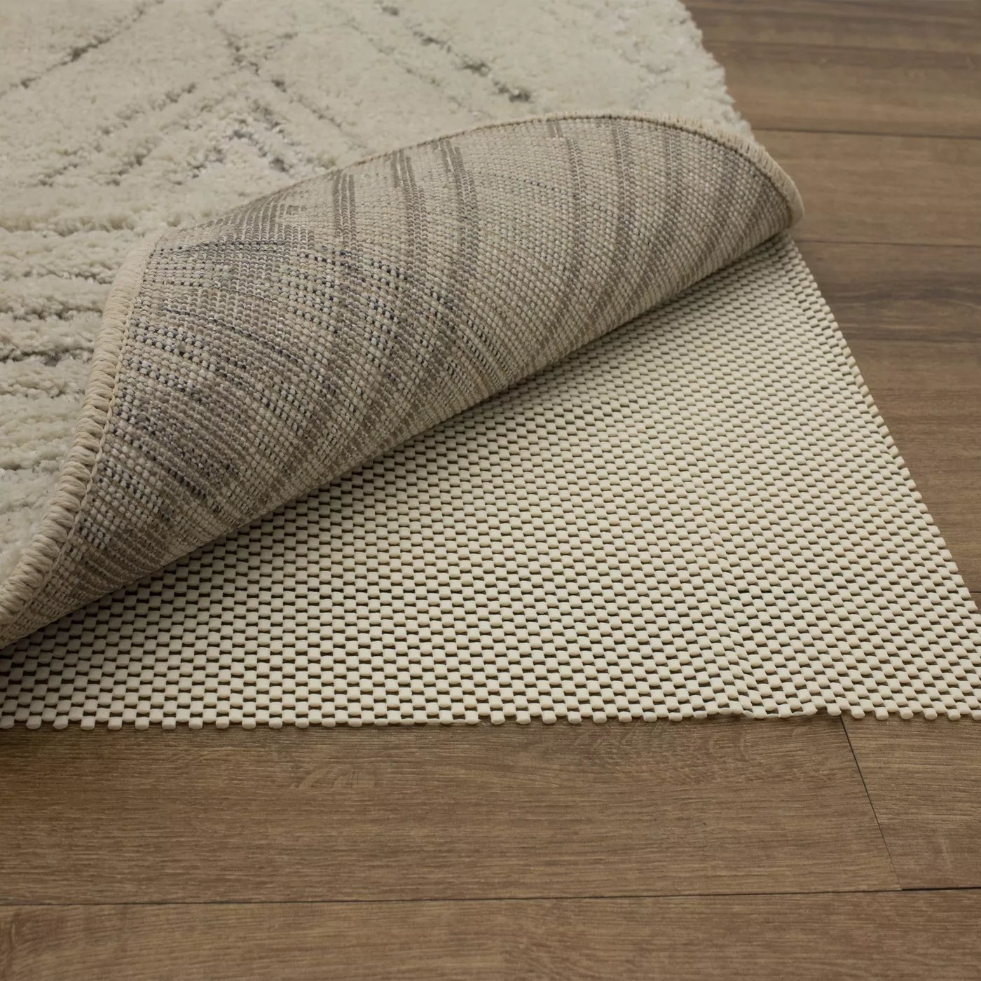 A carpet grip pad